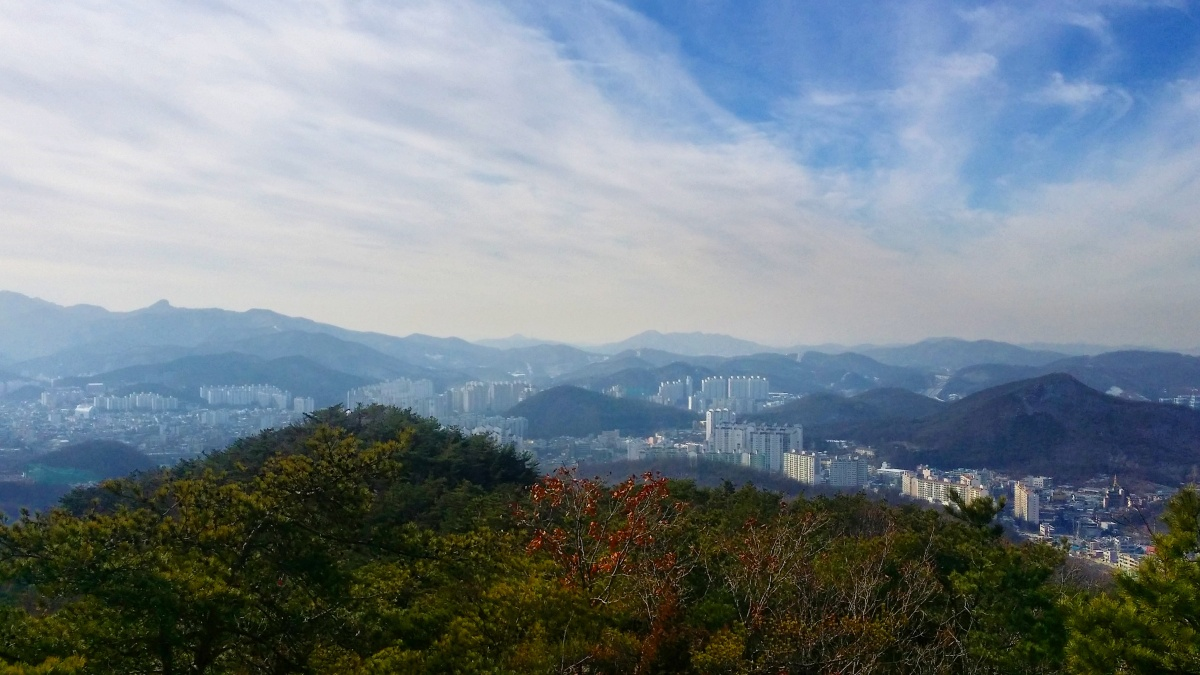 Weekend Hiking Adventure: Samsung Mountain